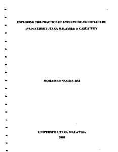 UUM Electronic Theses And Dissertation [eTheses]